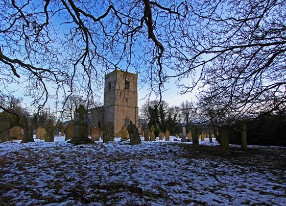 Wensley Church 1