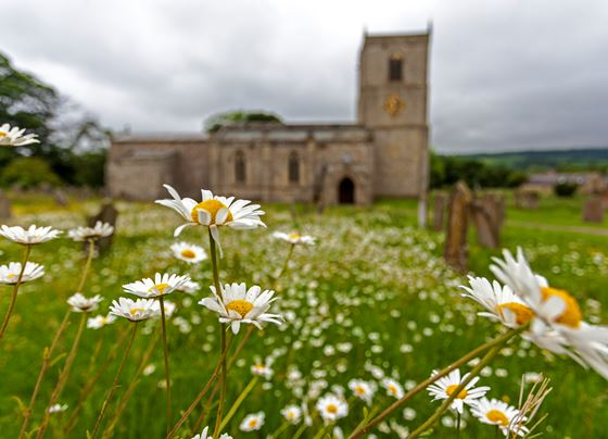 Wensley Church 2