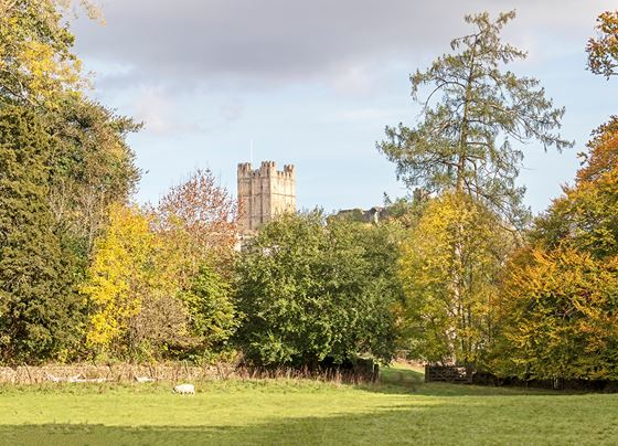 Richmond Castle 3